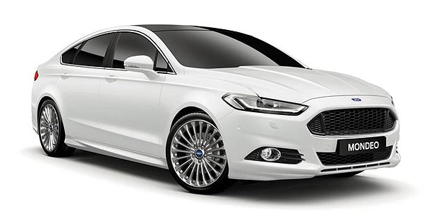 Ford Mondeo SILVER X